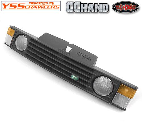 RC4WD クラッシックグリル for レンジローバー![JS Scale]
