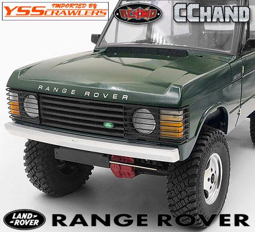 RC4WD ヘッドライトガード for レンジローバー![JS Scale]