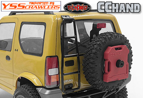 RC4WD 1/10 Portable Fuel Cell