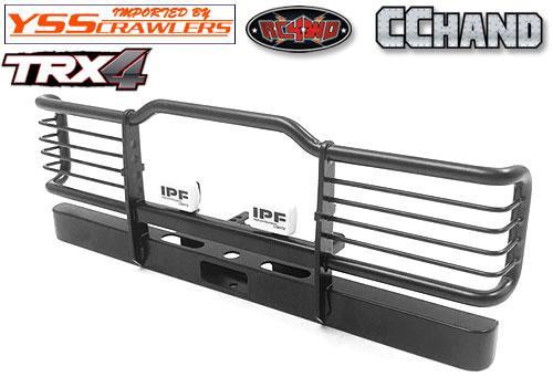 RC4WD キャメルトロフィーフロントバンパー IPF for TRX-4![D110]