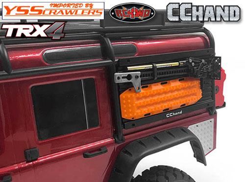 RC4WD オーバーランド装備ウィンドー for TRX-4![D110]