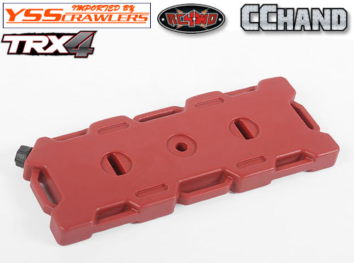 RC4WD Overland Equipment Panel for Traxxas TRX-4 Land Rover Defender