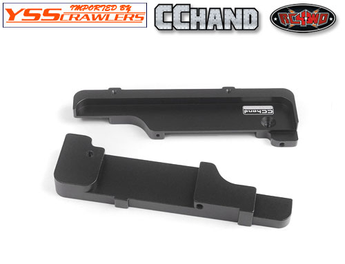RC4WD Quick Release Body Mounts for 1985 Toyota 4Runner Hard Body