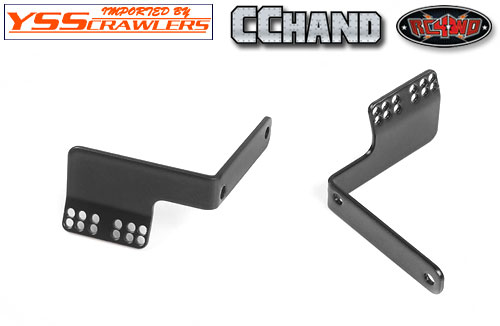 RC4WD Mud Flap Set for 1985 Toyota 4Runner Hard Body