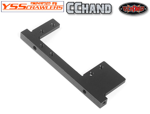 RC4WD Steel Push Bar Front Bumper w/IPF Lights for 1985 Toyota 4Runner Hard Body
