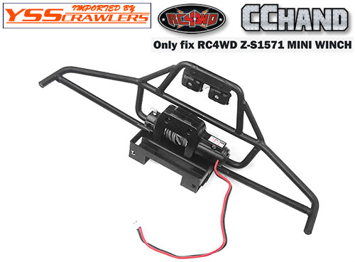 RC4WD Rhino Front Bumper for 1985 Toyota 4Runner Hard Body