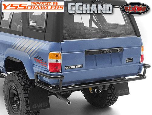 RC4WD リアチューブバンパー for 1985 ハイラックス!