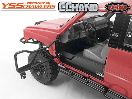 RC4WD チューブフロントドア for 1985 ハイラックス!