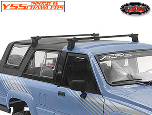 RC4WD Roof Rack Rails for 1985 Toyota 4Runner Hard Body