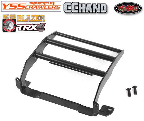 RC4WD カウボーイ フロント グリル for Traxxas TRX-4![Blazer][ブラック]