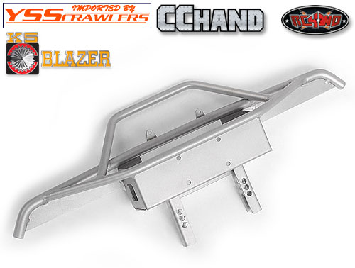 Bucks Front Bumper for Traxxas TRX-4 Chevy K5 Blazer