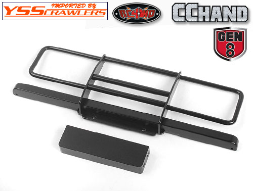 Ranch Front Bumper for Redcat GEN8 Scout II 1/10 Scale Crawler
