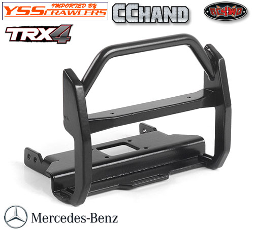 Wild Front Bumper for TRX-4 Mercedes-Benz G-500
