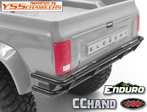 RC4WD ラッパラウンドリアバンパー for Element Enduro!