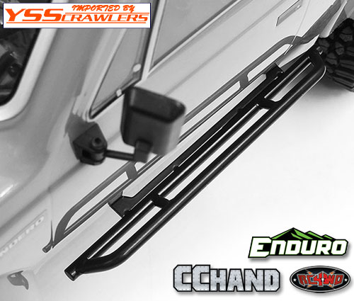RC4WD スチールサイドスライダー for Element Enduro!