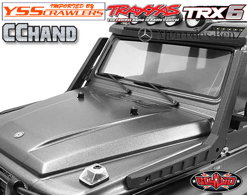 RC4WD ブーメラン シュノーケル for TRX-4 TRX-6![Mecedes]