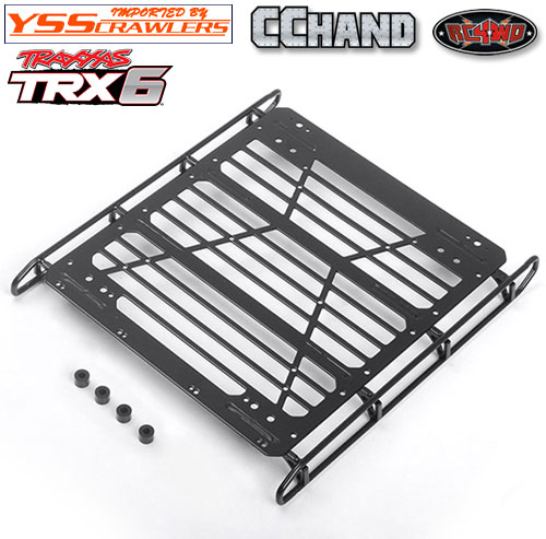 RC4WD Adventure Steel Roof Rack for Mercedes-Benz G 63 AMG 6x6