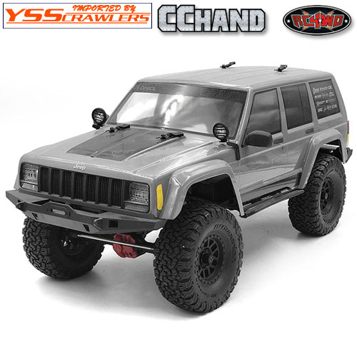 RC4WD Pillar Offroad Lights