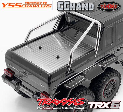 RC4WD シールドスチールベッドカバー for TRX-6![Mecedes]