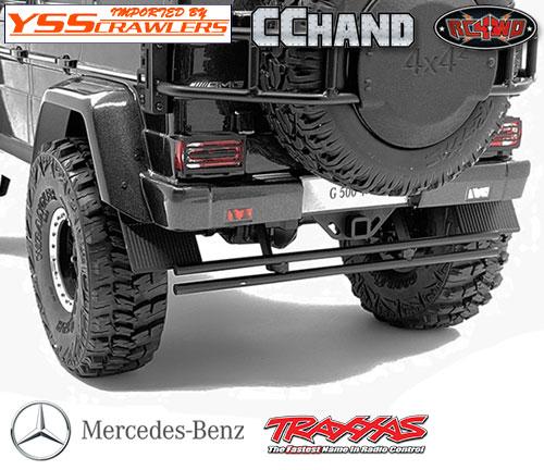 RC4WD リアマッドフラップ for トラクサス ベンツ![Mecedes]