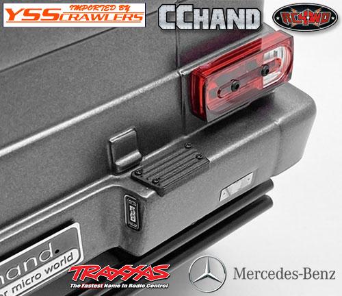RC4WD ステップカバー for トラクサス ベンツ![Mecedes]
