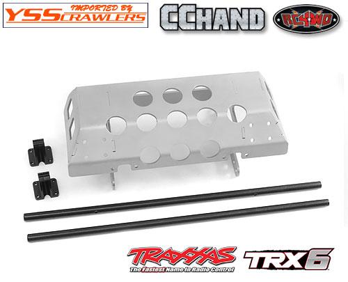 RC4WD タルカ[Tarka] リアスキッドプレート バンパー for TRX-6![Mecedes]