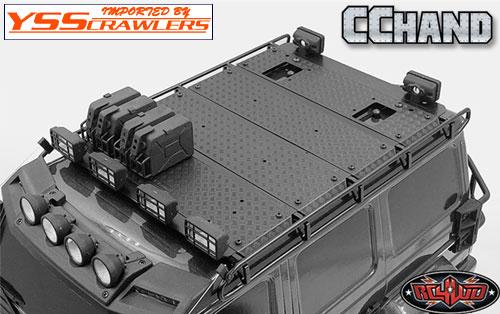 RC4WD コマンドー フールラック スタイルA for TRX-4![ライト][Mecedes]