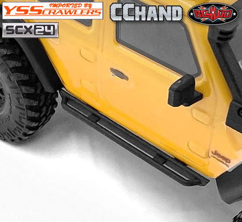 RC4WD サイドスライダーセット タイプB for Axial SCX24![ジープ]