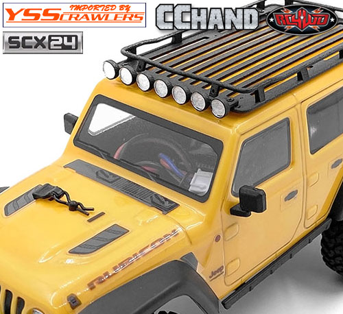 RC4WD バックミラーセット for Axial SCX24![ジープ]