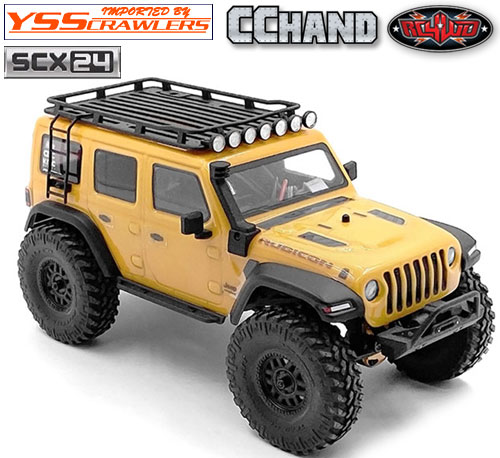 RC4WD シュノーケル for Axial SCX24![ジープ]