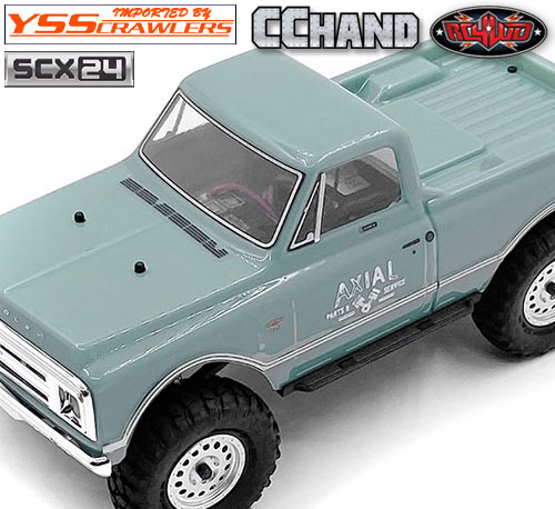 RC4WD サイドスライダーセット for Axial SCX24![シボレーC10]