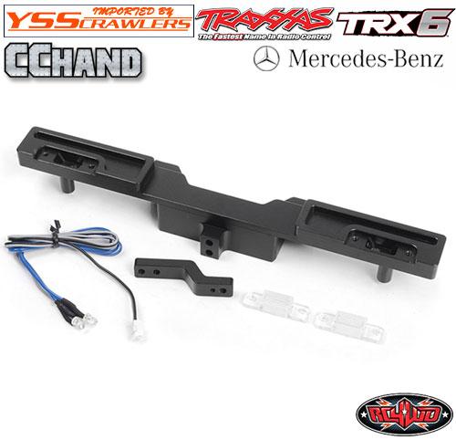 RC4WD オクサー リアバンパー for TRX-4 TRX-6![LED][Mecedes]