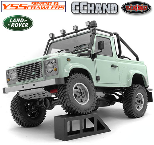 RC4WD ステアリングガードシリーズ for 2015 D90ピックアップ!