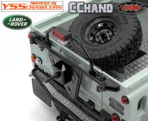 RC4WD ハイマウントストップランプ for 2015 D90ピックアップ!