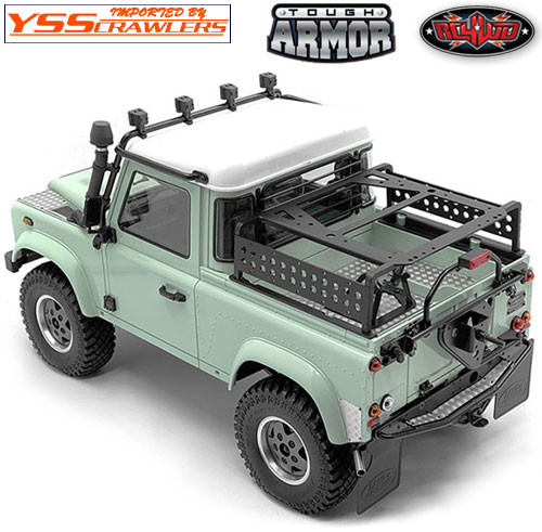 RC4WD アドベンチャールーフトップ for Defender 2015 D90!