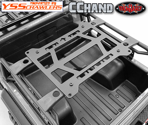 RC4WD アドベンチャーテントラック for Axial SCX10-III JTグラディエーター!