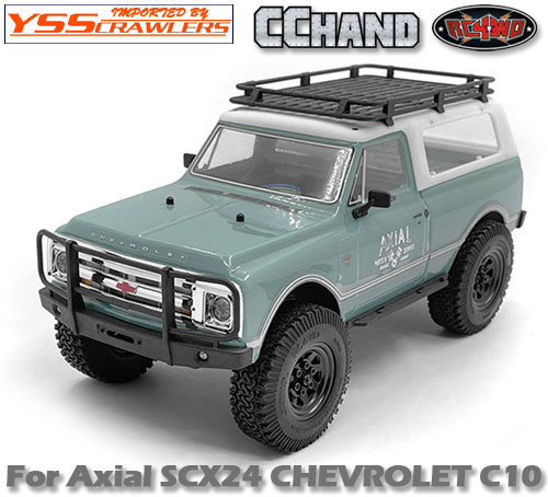 RC4WD ルーフラック for Axial SCX24![シボレーC10]