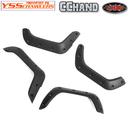 RC4WD Fender Flares for 1985 Toyota 4Runner