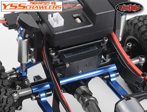 RC4WD 1/24 Digital Servo for Rascal All Metal Scale Truck Chassis Set