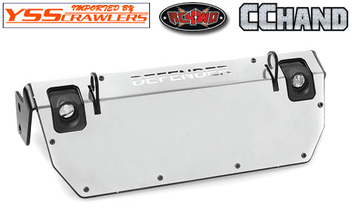 RC4WD Design Steering Guard for Land Rover Defender!
