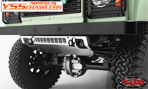 RC4WD グリッドデザイン ディフェンダー フロント ステアリング ガード for Defender ボディー!