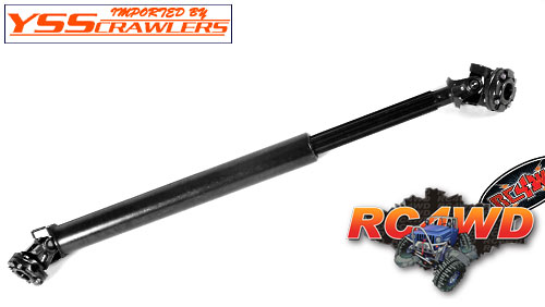 RC4WD Ultra Scale Hardened Steel Driveshaft Series!