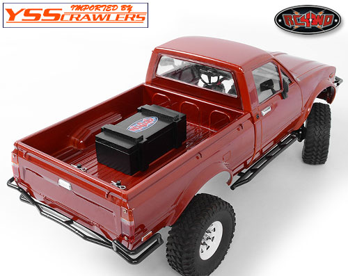 RC4WD 1/10 Wooden Shipping Case