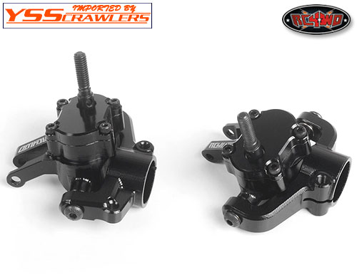 RC4WD Portal Front Axles for Axial Ar44 Axles (SCX10 II)