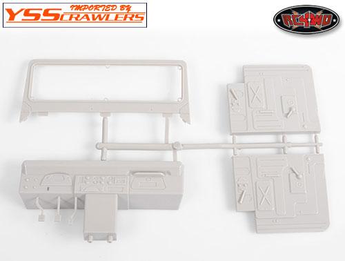 RC4WD FJ40 クルーザー ダッシュボードパーツ!
