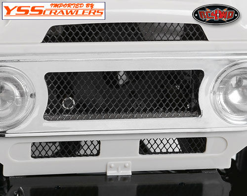 RC4WD FJ40 クルーザー フロントグリル メッシュ!