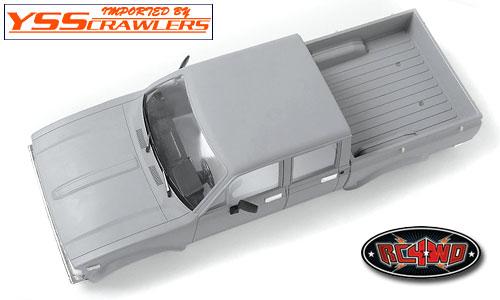 RC4WD Mojave II 4ドア コンプリートボディーセット![モジャブ2][プラスチック]