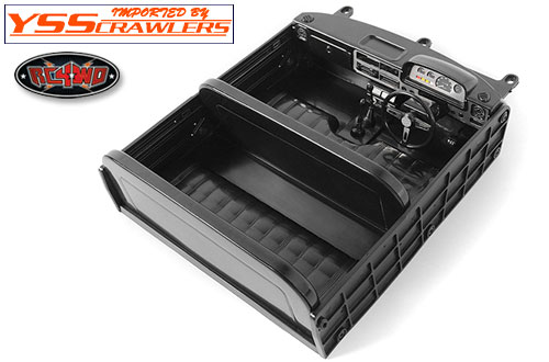 RC4WD Mojave II Four Door Complete Interior w/Metal Details