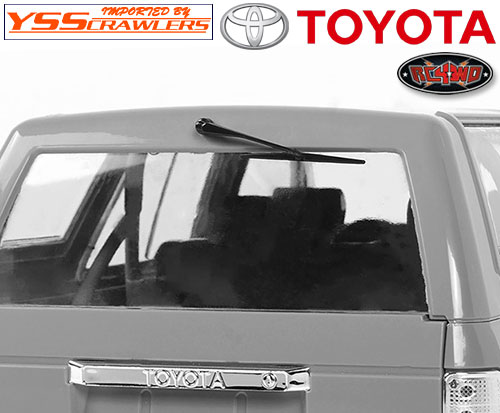 RC4WD 1985 Toyota 4Runner Dashboard