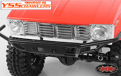 RC4WD Mojave II Round Headlights and Marker Lights!
